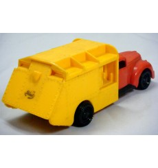 Ideal Toy Co (No. STR-100) - Sanitation Truck