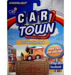 Greenlight Car Town - Car Town Taco Truck