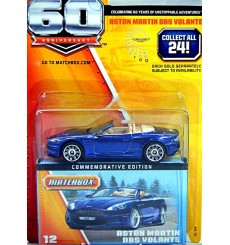 Matchbox 60th Anniversary Series - Aston Martin DBS Volante Convertible
