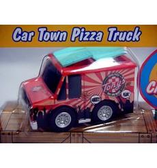 Greenlight Car Town - Car Town Pizza Truck