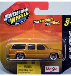 Maisto Adventure Wheels - Chevrolet Suburban SUV