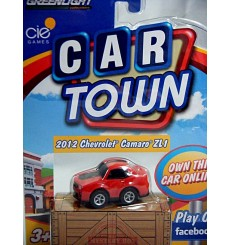 Greenlight Car Town Series - Chevrolet Camaro ZL1 Coupe