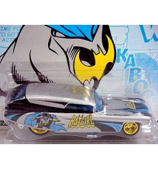 Hot Wheels Nostalgia Series - DC Comics - Batgirl 1959 Cadillac Hearse