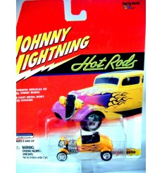 Johnny Lightning Hot Rods 2 - 1937 Ford Roadster