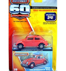 Matchbox 60th Anniversary - 1962 Volkswagen Beetle