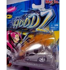 Maisto Hoodz Series - Subaru WRX STi