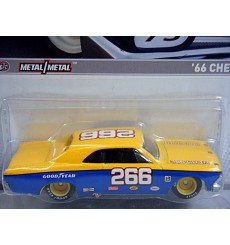 Hot Wheels Racing 2012 Stock Car Series - 1966 Chevrolet Chevelle NASCAR Stock Car