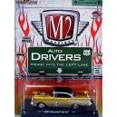 M2 Machines Drivers Series - Hurst Hustler 1957 Chevrolet Bel Air