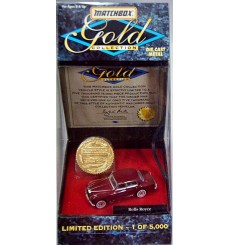 Matchbox Gold Collection - Rolls Royce Silver Cloud