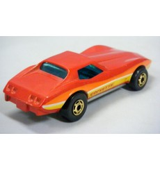 Hot Wheels (1982 Hot Ones Series) Chevrolet Corvette C3 Coupe
