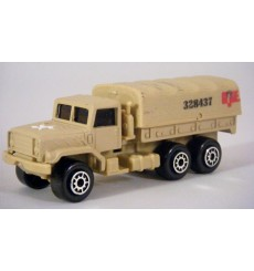 Maisto GI Joe Military Series - Desert Camoflage Troop Truck