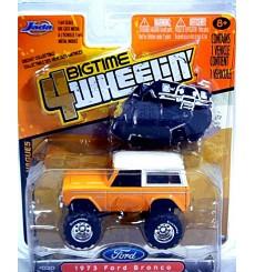 Jada Big Time 4 Wheelin' - 1973 Ford Bronco 4x4 Truck