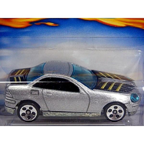 Hot wheels mercedes benz slk for Hot wheels mercedes benz