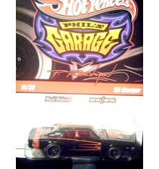 Hot Wheels Phil's Garage - 1969 Dodge Charger
