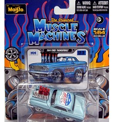 Maisto - The Original Muscle Machines - 1964 Ford Fairlane Thunderbolt