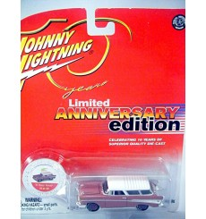 Johnny Lightning 10th Anniversary 1957 Chevrolet Nomad