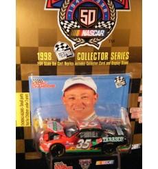 Racing Champions NASCAR Press Pass Todd Bodine Tabasco Pontiac Grand Prix
