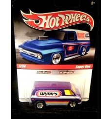 Hot Wheels Slick Rides Delivery Series - Wynn's Super Van
