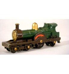 Matchbox Models of Yesteryear (Y14-A-1) - 1903 Duke of Connaught Steam Engine