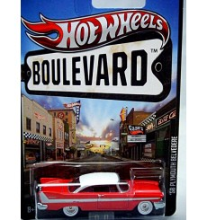 Hot Wheels Boulevard - 1958 Plymouth Belvedere