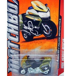 Matchbox - BMW R1200 RT-P Military Police Motorcycle
