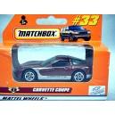 Matchbox Chevrolet Corvette C5 Coupe