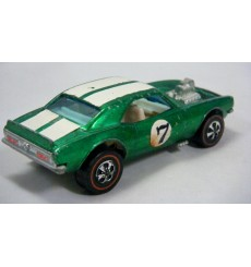 Hot Wheels 1970 Redlines Series - Heavy Chevy Camaro