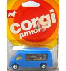 Corgi Juniors (98B-1) Mercedes-Benz Mobile Shop