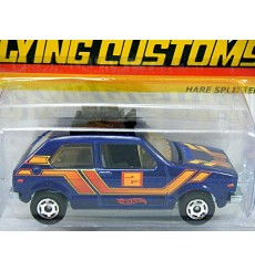 Hot Wheels  Flying Customs - Hare Splitter - Volkswagen Rabbit