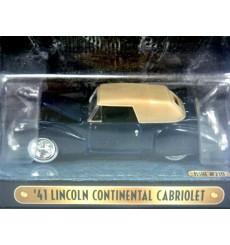 Racing Champions 1941 Lincoln Continental Convertible