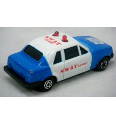 MC Toys - Ford Escort Police SWAT Team Car