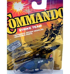 Matchbox Commando Strike Force Mission Helicopter