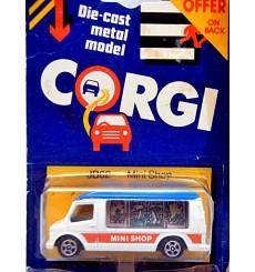 Corgi Juniors (J62-1) Mercedes-Benz Mini Shop