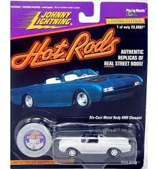 Johnny Lightning - White Lightning - Bad Bird - 1962 Ford Thunderbird