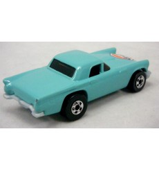 Hot Wheels - Gulf Oil Promo - 1957 Ford Thunderbird