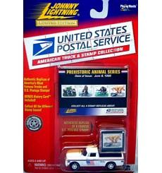 Johnny Lightning - White Lightning - Studebaker Champ US Post Office Pickup Truck