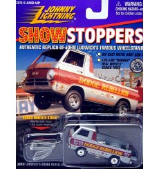 Johnny Lightning ShowStoppers - Dodge Rebellion Dodge A-100 Pickup Truck