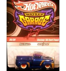 Hot Wheels Wayne's Garage 1956 Ford Pickup Truck