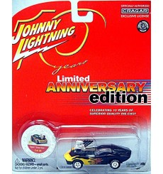 Johnny Lightning - 1oth Annivesary Editions - Vicious Vette - Chevrolet Corvette