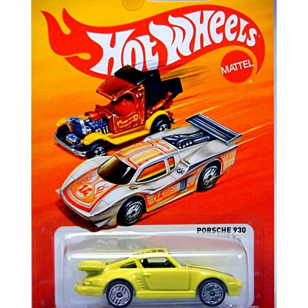 hot wheels the hot ones porsche 930 global diecast direct. Black Bedroom Furniture Sets. Home Design Ideas