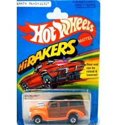 Hot Wheels - HiRakers - 40's Ford Woodie