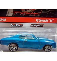 Hot Wheels Phils Garage 1970 Chevrolet Chevelle SS