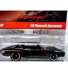 Hot Wheels Phils Garage 1968 Plymouth Barracuda - MOPAR Muscle