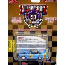 Racing Champions NASCAR 50th Anniversary - 1970 Plymouth Superbird Stock Car