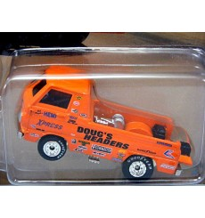 Johnny Lightning Show Stoppers - Dodge A 100 NHRA Wheelstander Pickup Truck