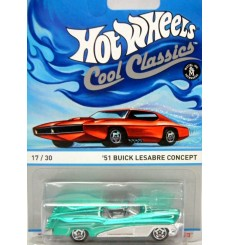 Hot Wheels Cool Classics - 1951 Buick LeSabre Concept