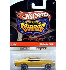 Hot Wheels Phil's Garage - 1969 Pontiac GTO
