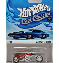 Hot Wheels Cool Classics - Blastous Moto - Custom Trike Motorcycle