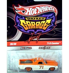 Hot Wheels Waynes Garage - 1971 Chevrolet El Camino