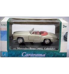 Hongwell - Cararama Mercedes 190SL Cabriolet